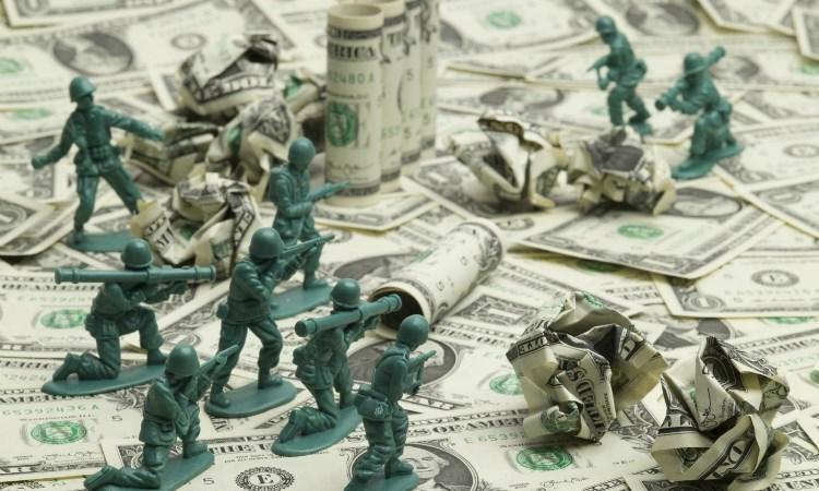 chiến tranh thế giới thứ 3 về tiền tệ