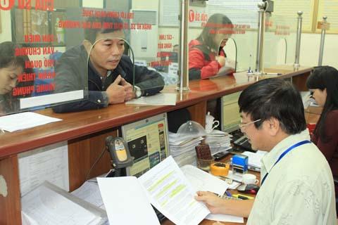 Được sử dụng thông báo của cơ quan thuế để thay thế bảng kê nộp thuế