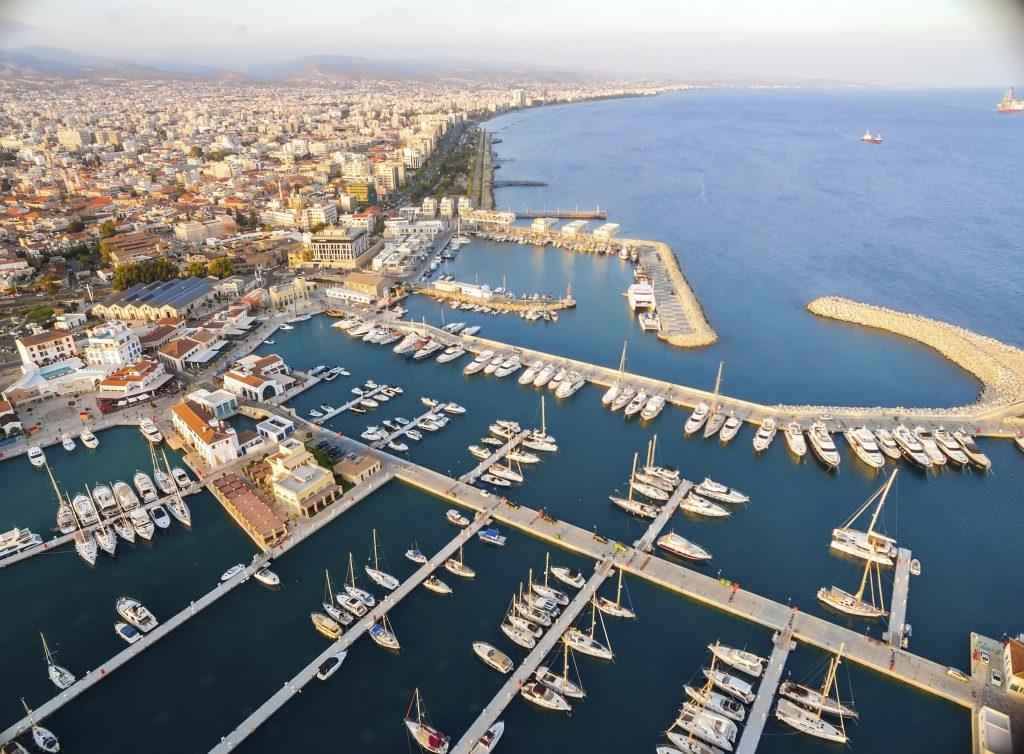 Các thành phố nổi tiếng của đảo Síp