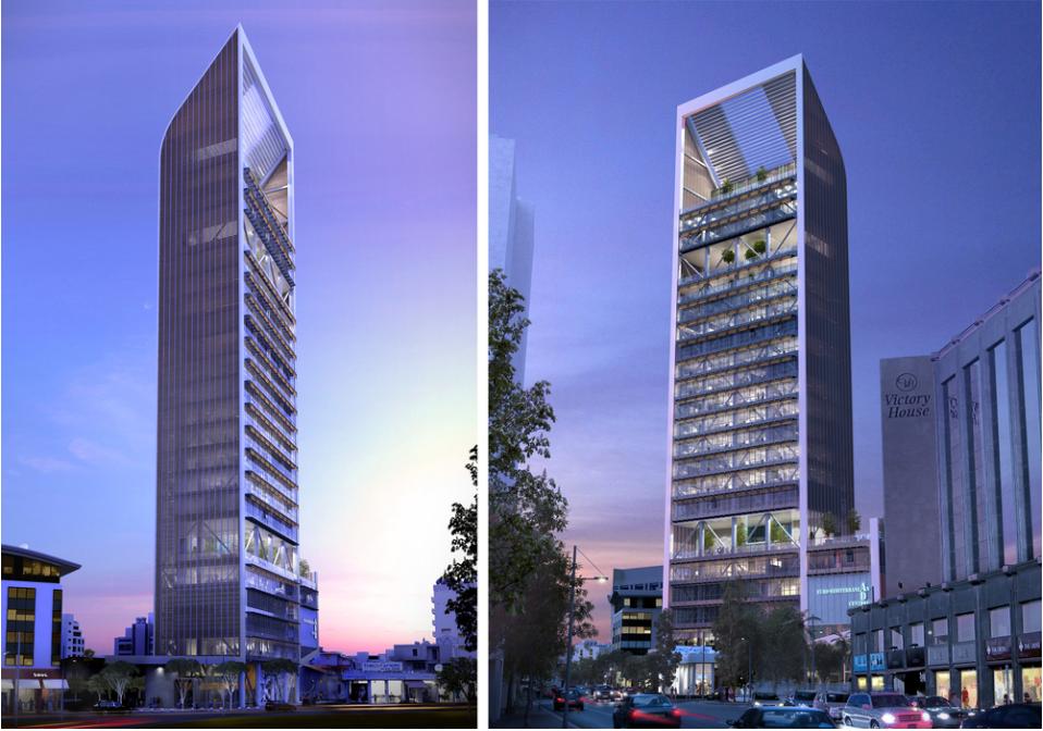 Các tòa nhà và công trình cao nhất tại Síp