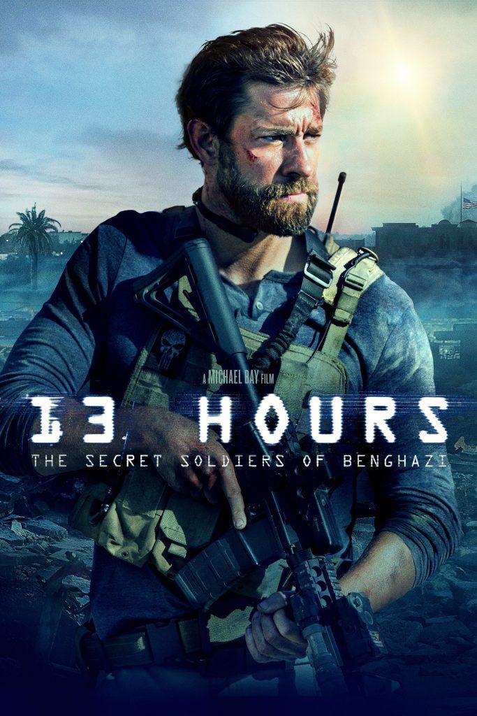 Phim 13 giờ: Lính ngầm Benghazi (2016)