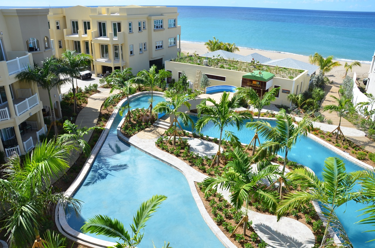 The Hamilton Beach Villas And Spa