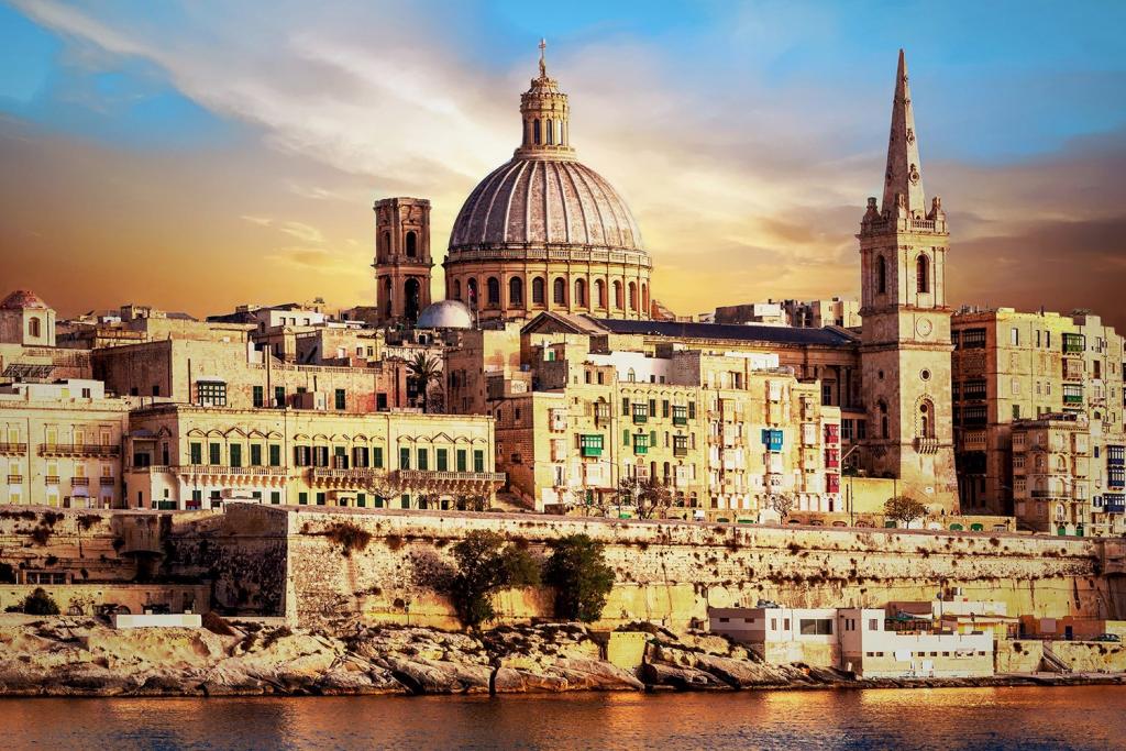 """Malta: Tham vọng trở thành """" đảo Blockchain"""" với sàn giao dịch crypto lớn nhất thế giới"""