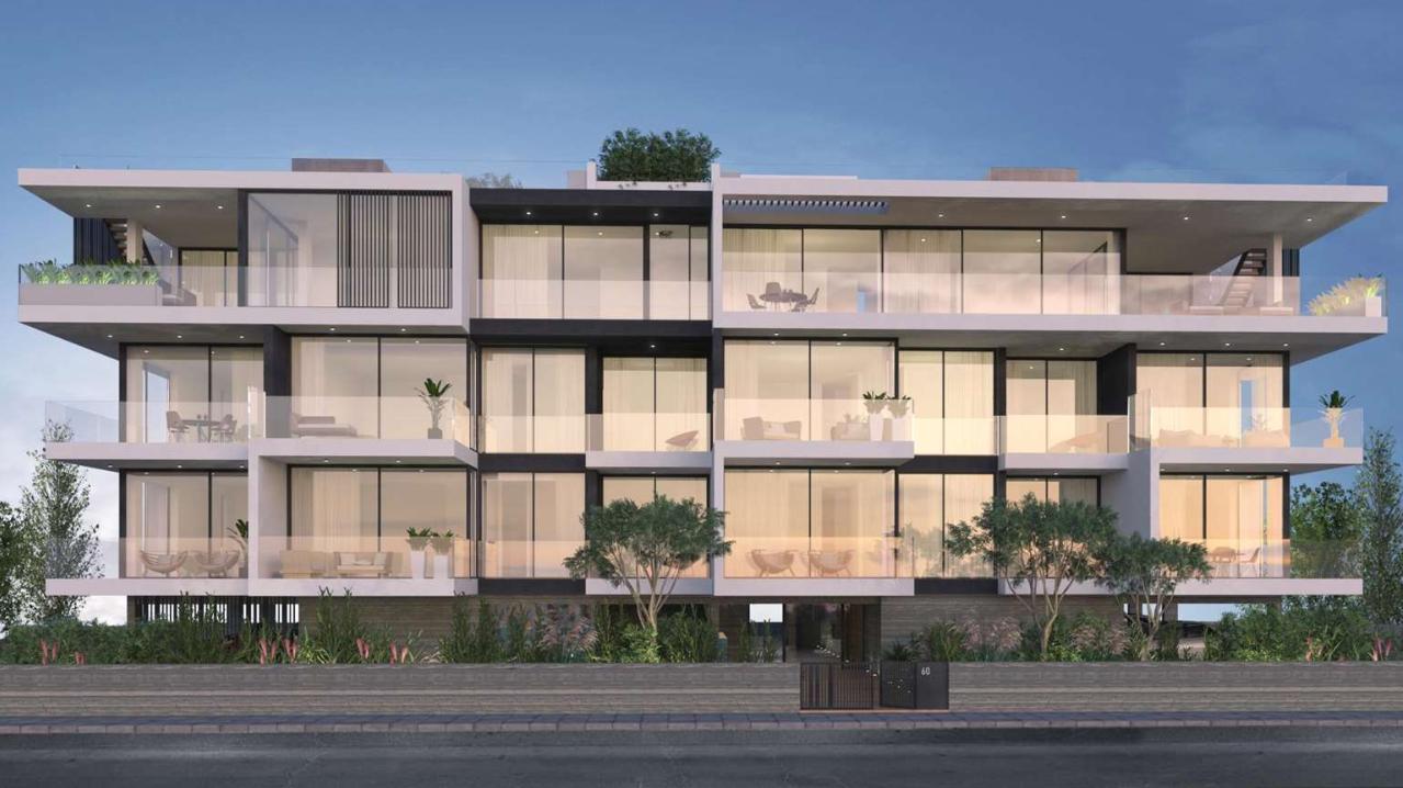 Vetro Suites – Limassol