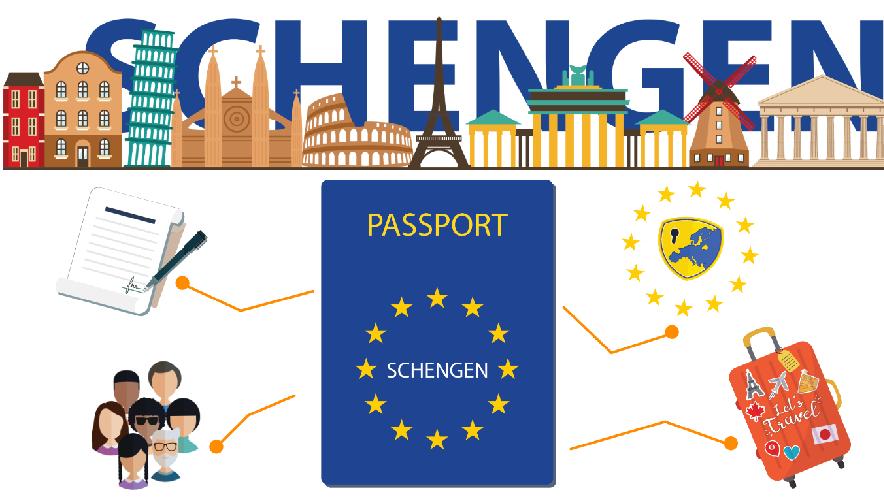 Những điều có thể bạn chưa biết về khối Schengen