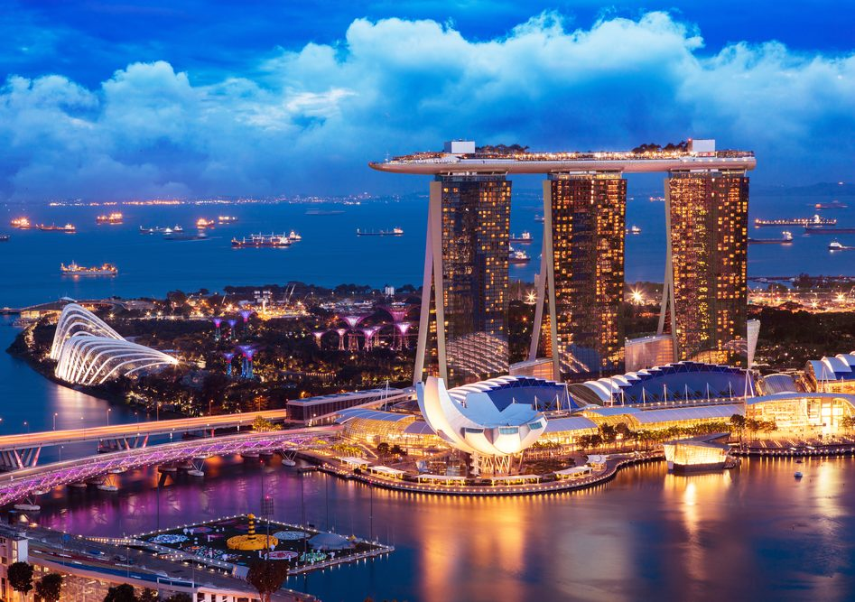 Singapore Passport attracts Foreigners