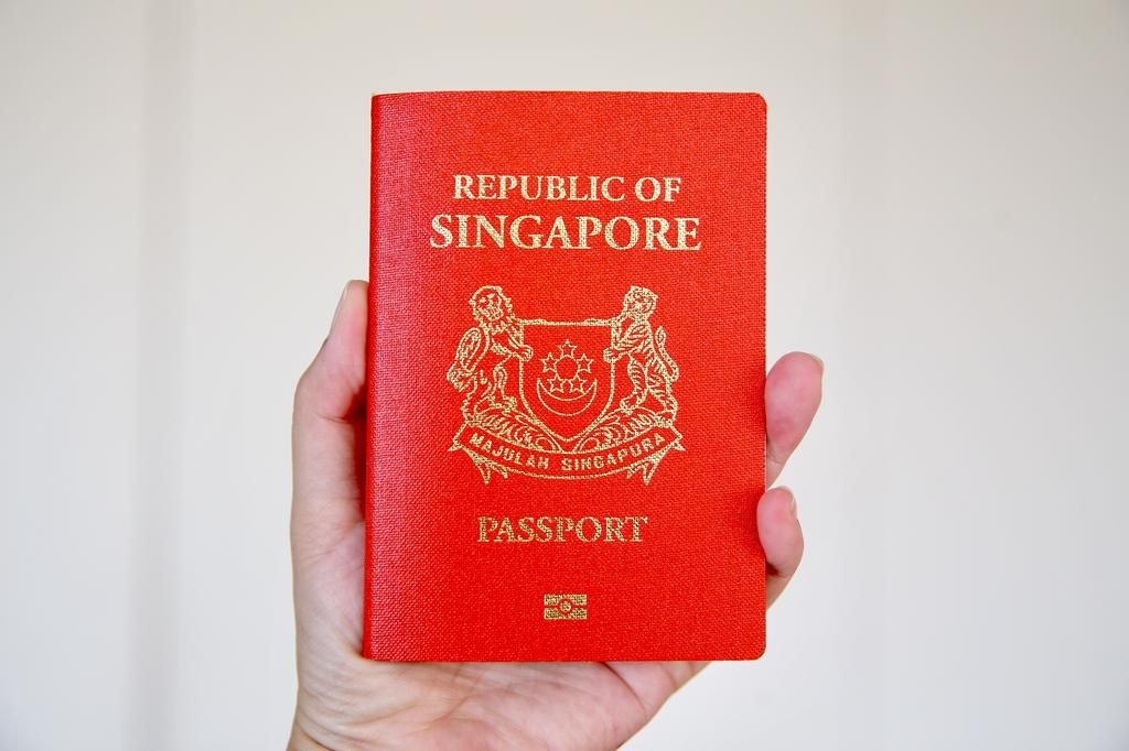 Singapore Passport - AT Express