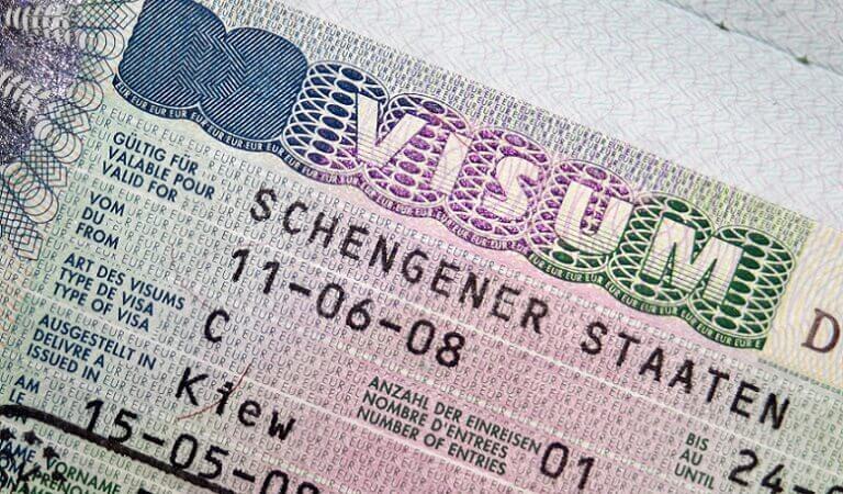 Nhiều thay đổi về thị thực Schengen