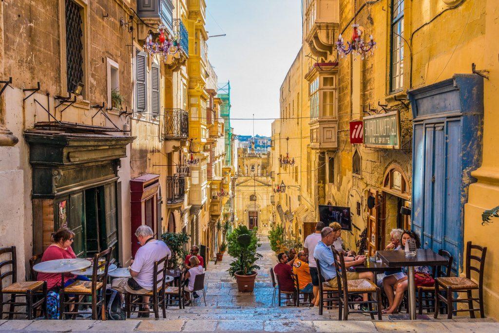 Malta là quốc gia an toàn nhất Châu Âu