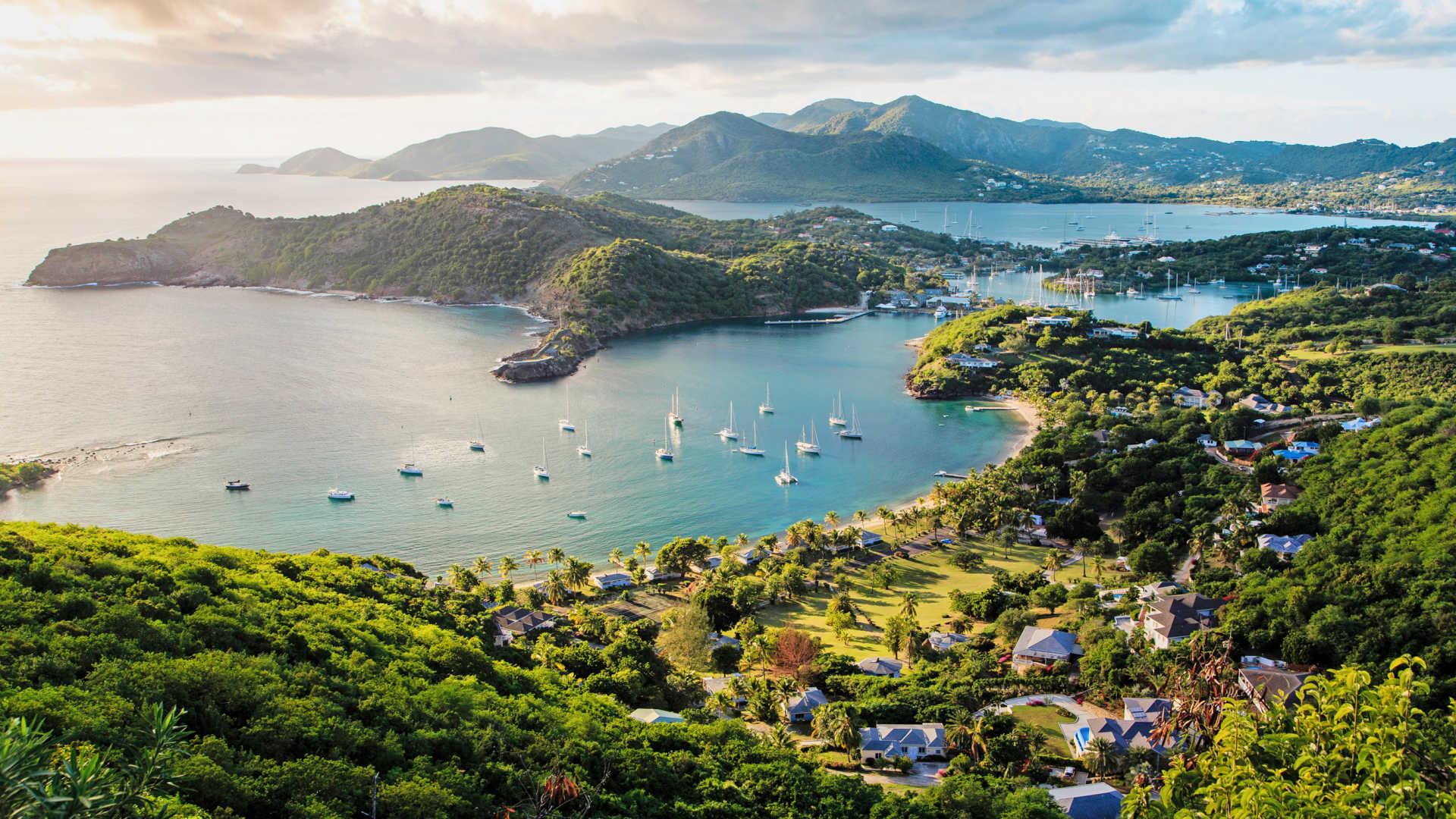 Antigua AT Express