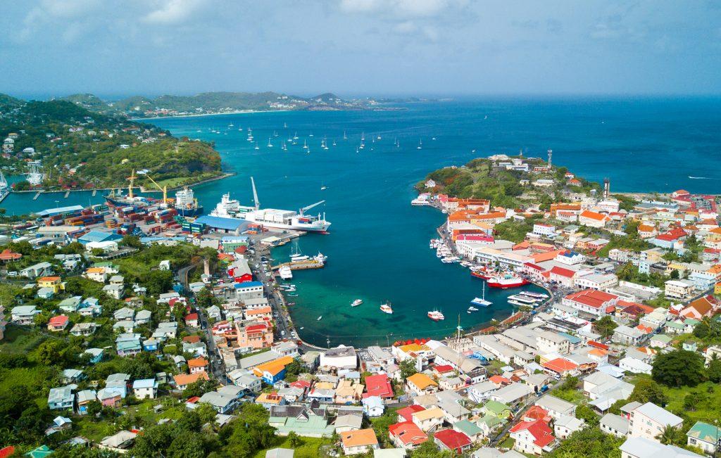"""Grenada – Quốc đảo xinh đẹp với tấm hộ chiếu """" quyền năng"""""""