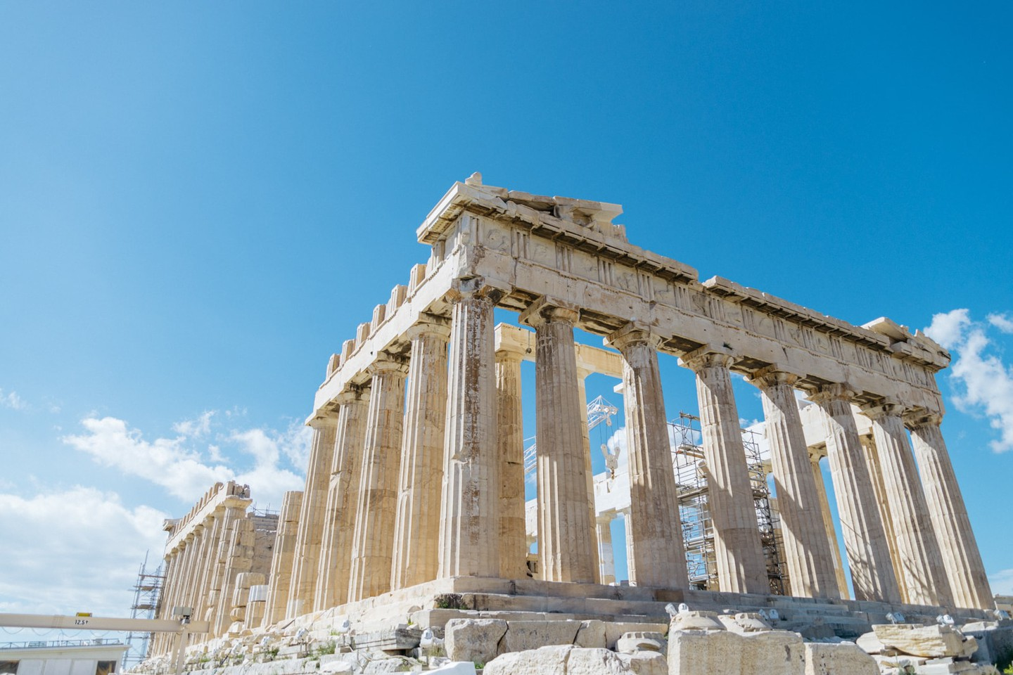 Parthenon in Athens Hy Lạp - AT Express