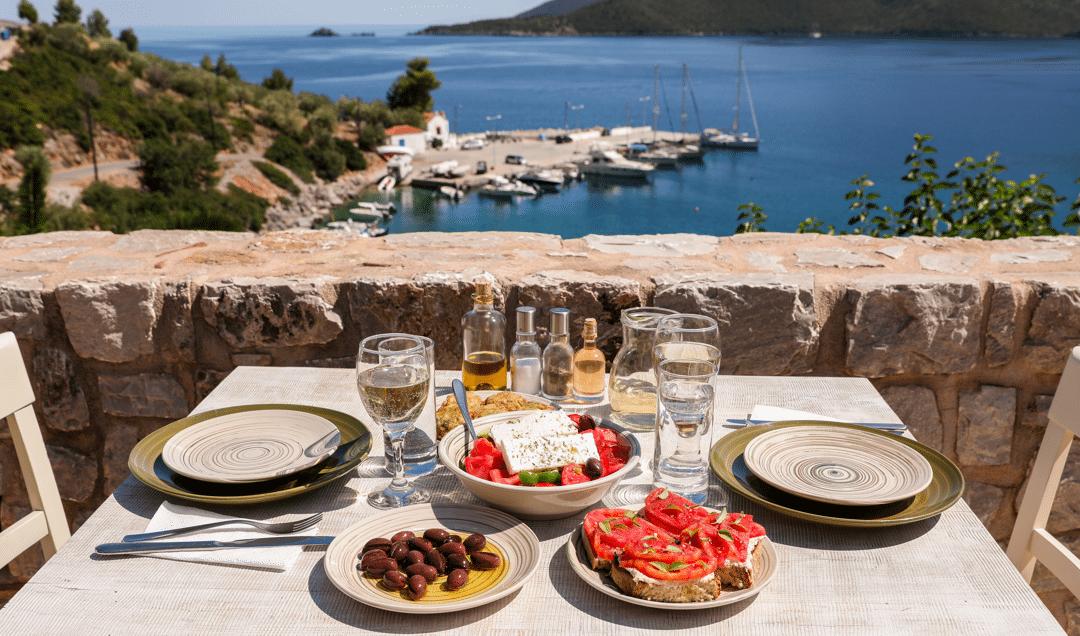 Thức ăn Hy Lạp - AT Express