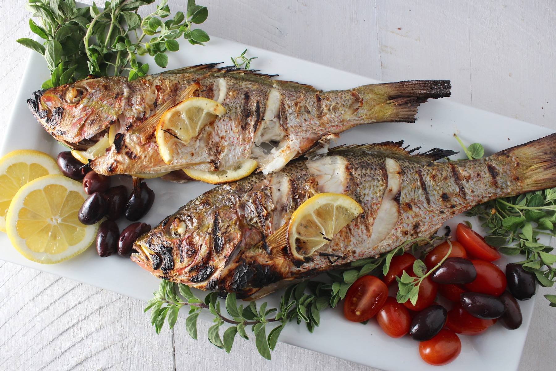 Món cá phổ biến tại Hy Lạp - AT Express