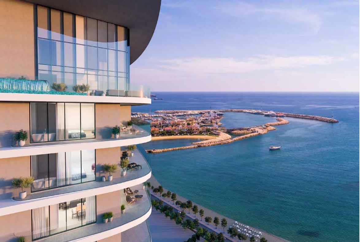 Dự án Blu Marine – Limassol