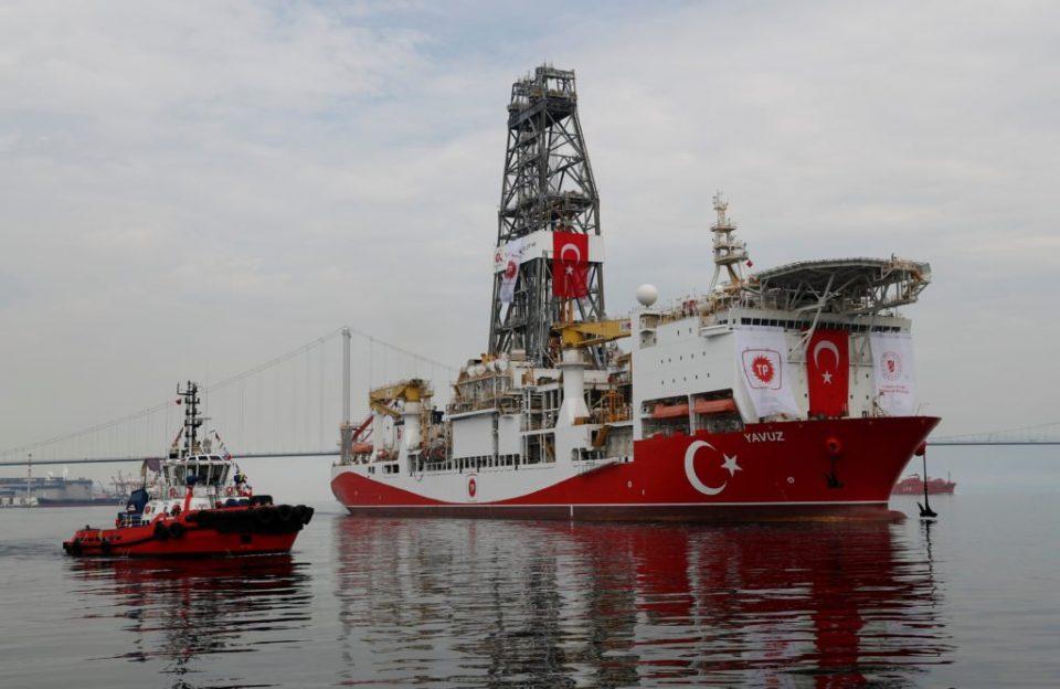 Síp lên án các hoạt động trái phép của Thổ Nhĩ Kỳ trong vùng đặc quyền kinh tế