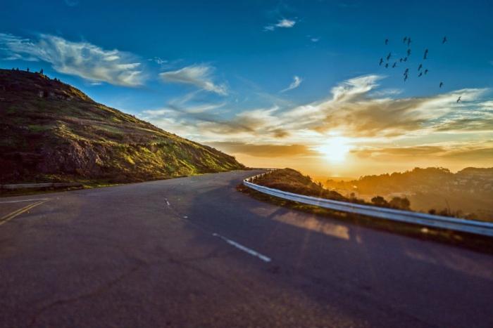 Buổi sáng bình yên tại Síp