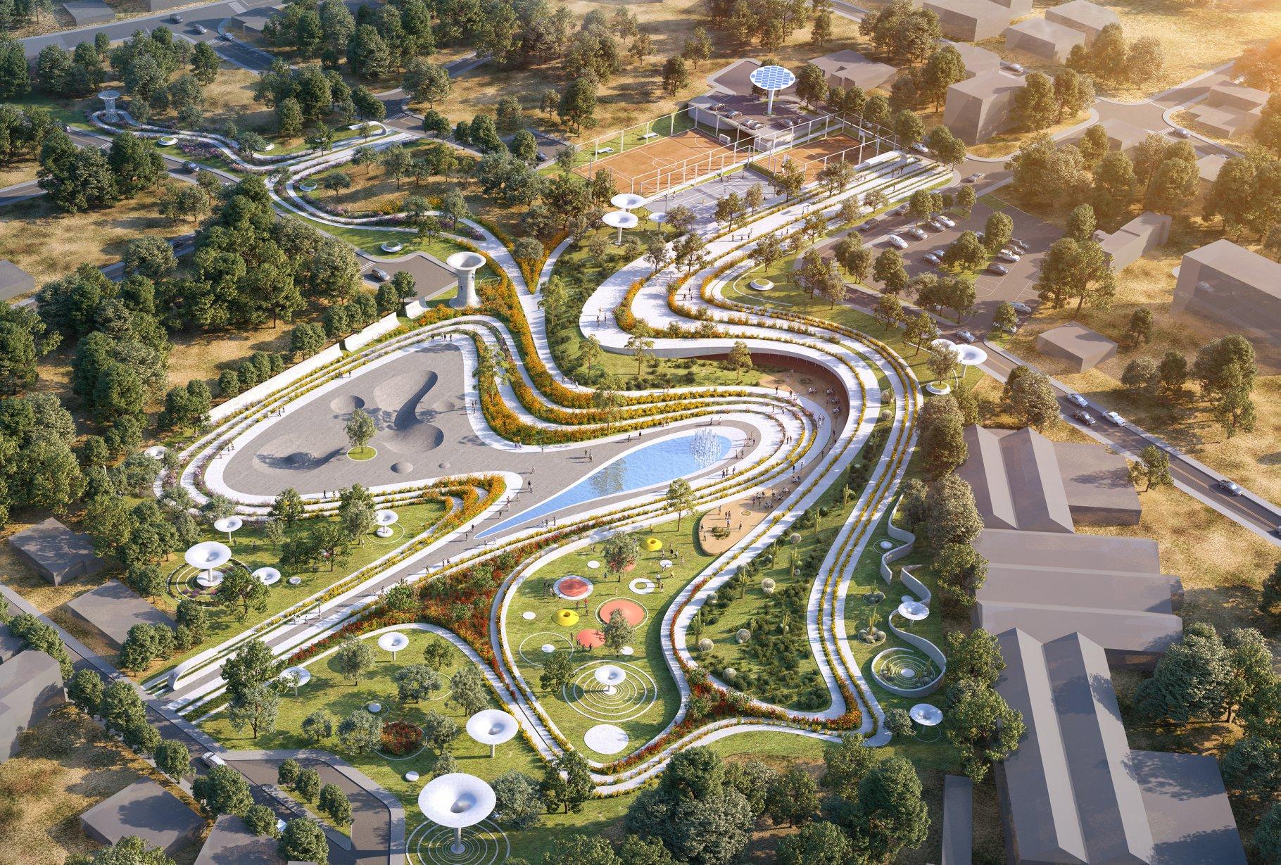 Síp dự kiến xây dựng thêm công viên mới tại Paphos
