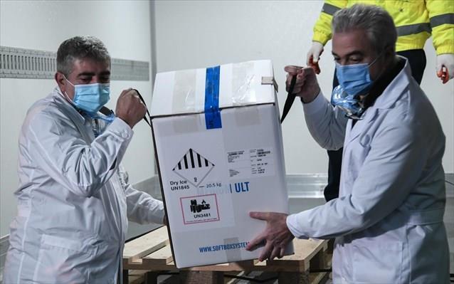 Chương trình tiêm vaccine cho 2 triệu dân Síp